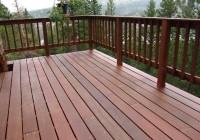 Wood Railings For Decks