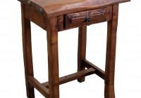 Wood Side Table Design