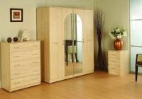 wood wardrobe closet furniture