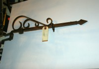 Wooden Curtain Rod Design
