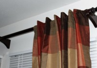 Wooden Curtain Rods Bunnings