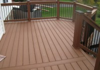 Wooden Deck Handrail Designs