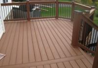 Wooden Deck Handrail Designs