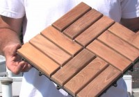 Wooden Deck Tiles Ikea