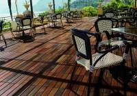 Wooden Deck Tiles India