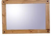 Wooden Framed Bathroom Mirrors