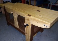 Woodworking Bench Vise Kit