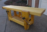 Woodworking Bench Vise Parts