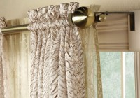 Wrap Around Curtain Rod 96 To 144