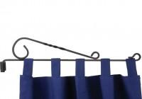 Wrought Iron Curtain Rods Australia
