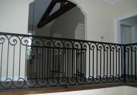 Wrought Iron Deck Railing Pictures