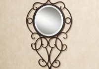 Wrought Iron Mirrors For Sale