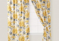 yellow and gray curtains ikea