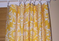 Yellow Blackout Curtains Canada