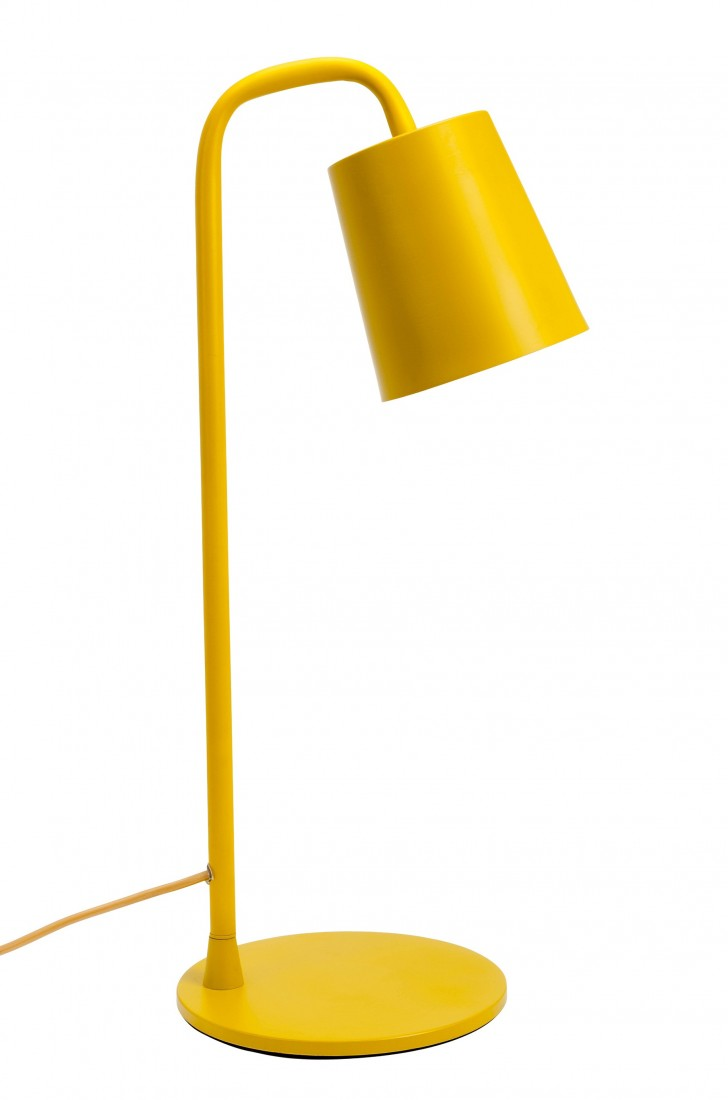 Permalink to Yellow Side Table Lamp