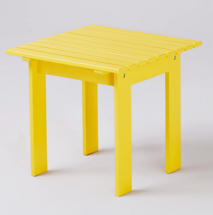 Permalink to Yellow Side Table Target